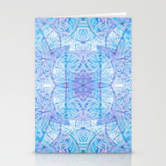 Wintertime Stationery Card