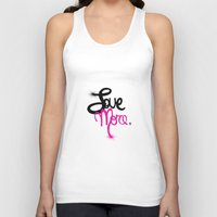 Love More Unisex Tank Top