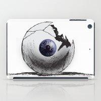 Broken Eye iPad Case