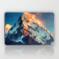 Mountain low poly Laptop & iPad Skin