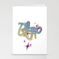 Bigup Stationery Cards