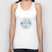 Little Fishes Unisex Tank Top