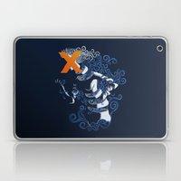 My hideous X Laptop & iPad Skin