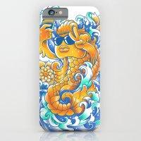 Selfie-ish Fishtail-ish iPhone 6 Slim Case