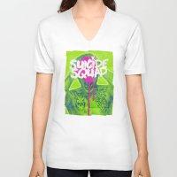Suicide Squad Unisex V-Neck