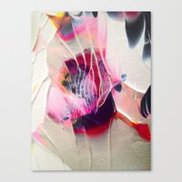 Refresh The Page Canvas Print