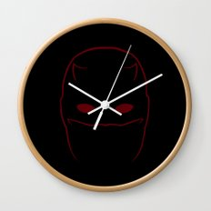 The Devil Wall Clock