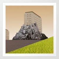 Atmosphere 1 · Melancho… Art Print
