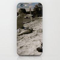 Dylan White iPhone 6 Slim Case