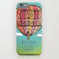 Life Expands Quote iPhone 6 Slim Case