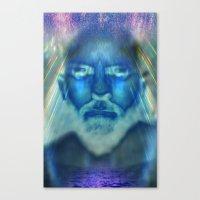 I AM ONE Canvas Print