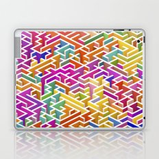 Labyrinth I Laptop & iPad Skin