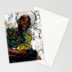 Tyler and Tron Cat Stationery Cards