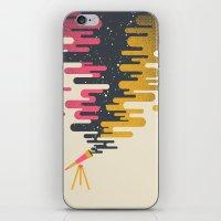 Telescope iPhone & iPod Skin