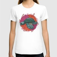 turtle T-shirts featuring Turtle by ErDavid
