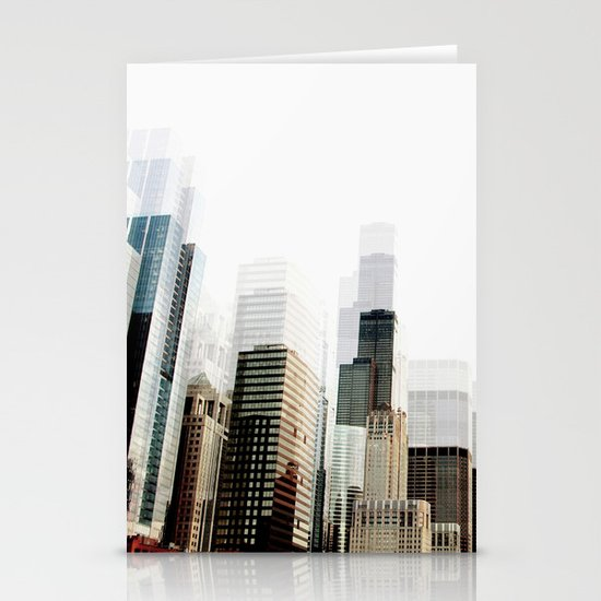 diffused Stationery Card