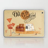 Out on the Weekend Laptop & iPad Skin