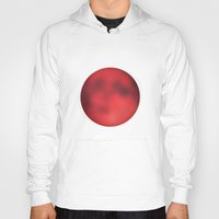 Face In The Blood Moon Hoody