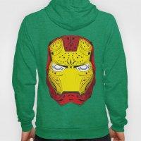 Sugary Iron Man Hoody