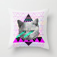 Pastel  Throw Pillow