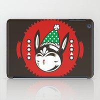 Green Remy iPad Case