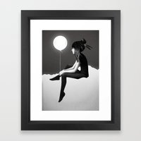 No Such Thing As Nothing… Framed Art Print