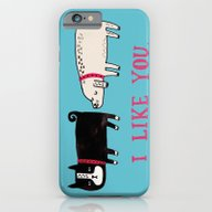 I Like You. iPhone 6 Slim Case