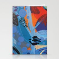 Drops II Stationery Cards