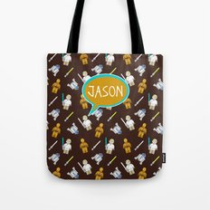 Personalized C3PO Tote Bag
