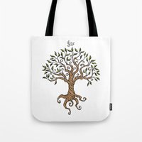 Shirley's Tree Tote Bag
