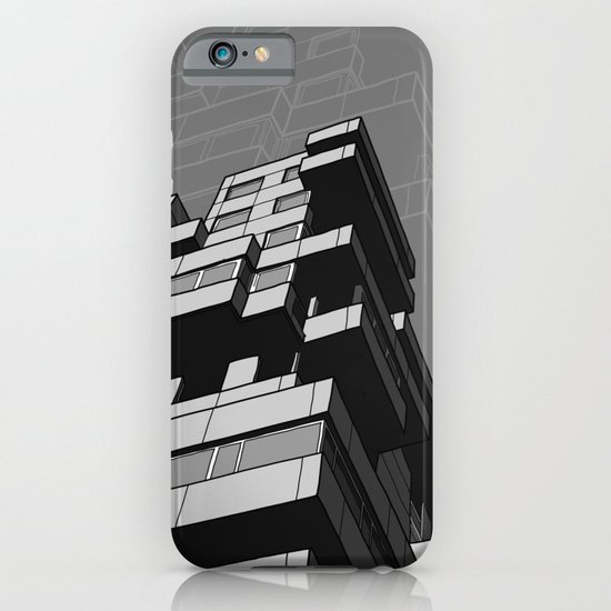 Southbank Flats iPhone & iPod Case