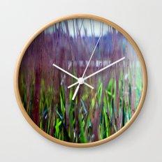 weed Wall Clock