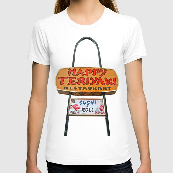 Happy Teriyaki T-shirt