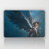 A City on the Head of a Pin Laptop & iPad Skin