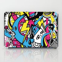 4 Seasons Doodle iPad Case