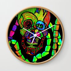 Bot Fly Attacked my Conscience Wall Clock