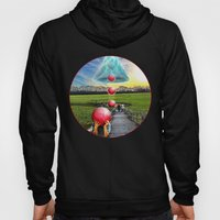 Interspatial Field Hoody