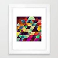lymyrynz Framed Art Print