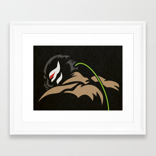 The Reckoning Framed Art Print