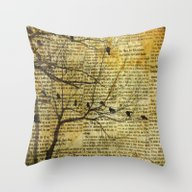 If They Could Read Throw Pillow