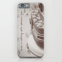 iPhone & iPod Case featuring Roadtrip by Butterfly Photography