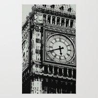 Big Ben 2 - London Series Rug