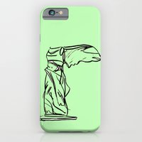 winged victory iPhone 6 Slim Case
