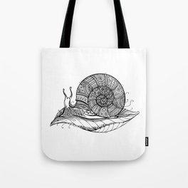 Tote Bag - Snail - UniqueD