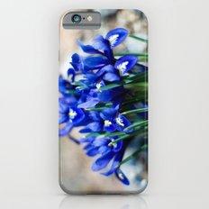 Iris Watercolor iPhone 6 Slim Case