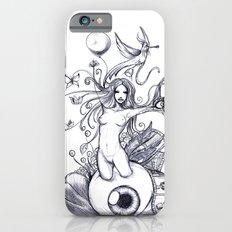 Girl unconscious iPhone 6 Slim Case