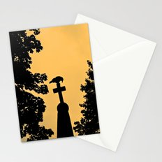 Catching Halloween Stationery Cards