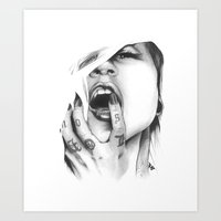 fable Art Print