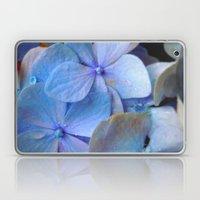 Hydrangea Happy Laptop & iPad Skin