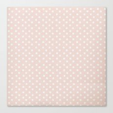 LOVERS DOTS Canvas Print